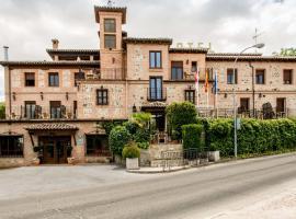 Hotel Los Cigarrales, hotel a Toledo