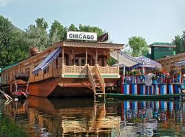 Chicago Group of Houseboats, boat in Srinagar
