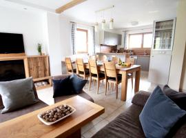 Chalet Melodie, pet-friendly hotel in Ehrwald