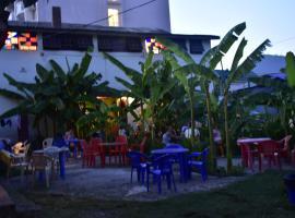 Salut Holiday Park, resort village in Lazarevskoye
