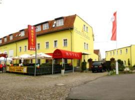 Hotel 4 Hufen, hotel near Berlin Schönefeld Airport - SXF, Großziethen