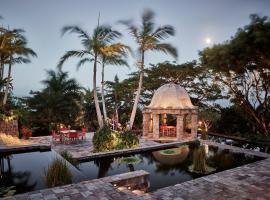 Golden Rock Nevis, hotel in Nevis
