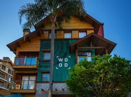Wood Hotel – Casa da Montanha, hotel em Gramado