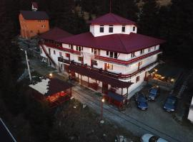 Vila Ranca, guest house in Ranca