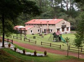 Hotel y Cabañas al Final de la Senda, hotel en Chignahuapan