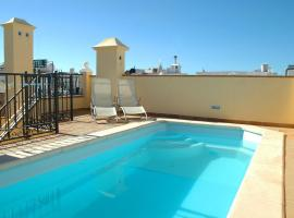 Penthouse Nerja, self-catering accommodation in Nerja
