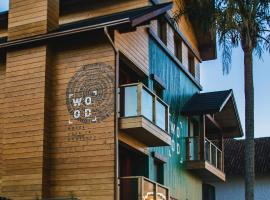 Wood Hotel – Casa da Montanha, accessible hotel in Gramado