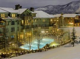 Ritz Carlton, Aspen Highlands, leilighetshotell i Aspen