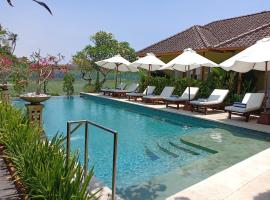 Aleesha Villas and Suites, hotel in Sanur