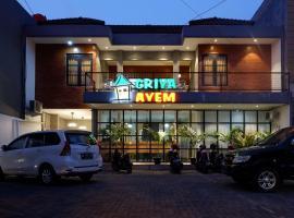 RedDoorz near Universitas Diponegoro 2, hotel in Semarang
