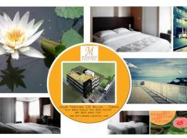Mutiara Balige Hotel, hotel di Balige