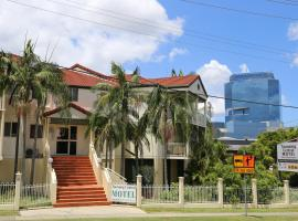 Toowong Central Motel Apartments, serviced apartment in Brisbane