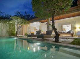 Villa Bali Asri Batubelig, cottage in Seminyak