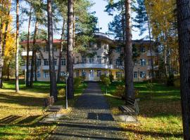 Отель Губернский двор, отель в Костроме
