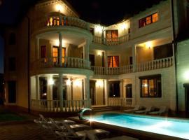 Гостиница Уютный дом, отель в Геленджике