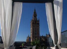 Welldone Cathedral, apartmen di Seville