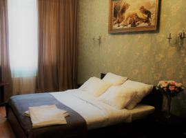 Отель Лев, отель в Люберцах, рядом находится Николо-Угрешский монастырь