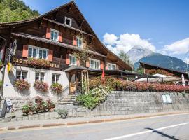 Gästehaus Schäfli, hotel in Intschi