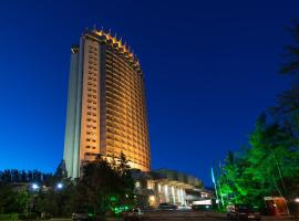 Kazakhstan Hotel, hotel near Boluan Sholak International Exhibition and Sports Centre, Almaty