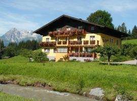 Haus Kathrin, Hotel in Werfenweng