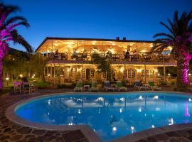 Assos Eden Beach Hotel, отель в Ассосе
