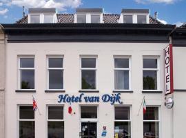 Hotel van Dijk, hotel in Kampen