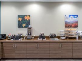 Sleep Inn & Suites Monroe - Woodbury, hotel en Monroe