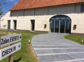 Woestyne Business & Leisure Apartments Cleythil, apartment in Aalter