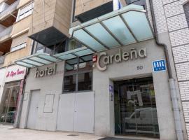 Hotel Alda Cardeña, отель в городе Бургос