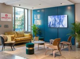 Appart'City Lyon Part-Dieu, hôtel à Lyon