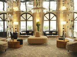Derby Alma, отель в Париже, рядом находится Эйфелева башня