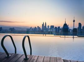 MC Regalia Suites, KLCC, hotel in Kuala Lumpur
