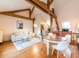 Newcenter Duplex, apartment in Auxerre
