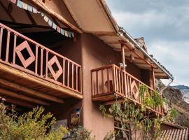 La Chakana Pisac, guest house in Pisac