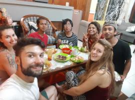 Sahar Backpacker, guest house in Batu