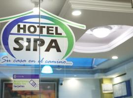 Hotel Sipa, hotel in Duitama