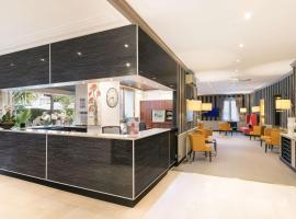 Best Western Plus Hôtel Brice Garden Nice, viešbutis Nicoje