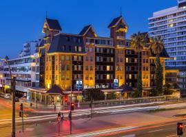 Best Western Marina del Rey, hotel in Viña del Mar