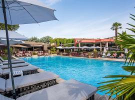 Best Western Sévan Parc Hôtel, hotel in Pertuis
