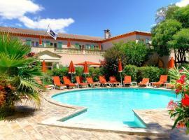 Best Western L'Orangerie, отель в Ниме