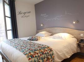 Best Western Le Pont d'Or, hôtel à Figeac