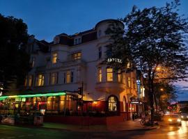 Best Western Hotel Kaiserhof, отель в Бонне