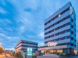 Best Western Hotel Rallye, Hotel in der Nähe von: Wellnesscenter Les Bains de la Gruyère, Bulle