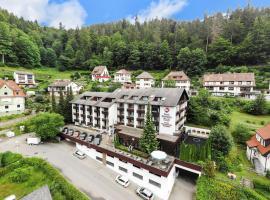 Best Western Plus Schwarzwald Residenz, hotel in Triberg