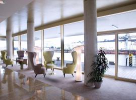 不來梅港貝斯特韋斯特酒店,不來梅港的飯店