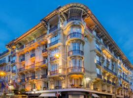 Best Western Plus Hôtel Massena Nice, boutique hotel in Nice