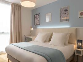 Best Western Hôtel Omnubo, hotel in Saint-Mars-la-Réorthe