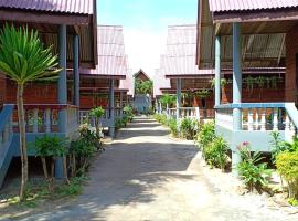 Diamond Sand Palace, resort village in Ko Lanta