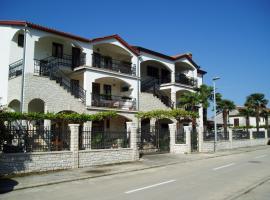 Apartments Modrušan, hotel in Rovinj