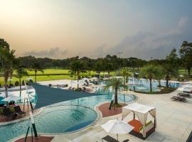 Eastin Thana City Golf Resort Bangkok, hotel in Samutprakarn